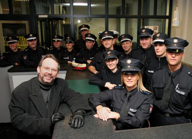 Craig Russell polizei Hamburg