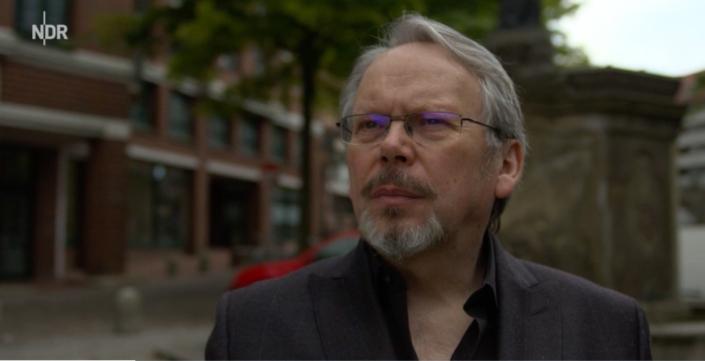 Craig Russell-German TV appearance