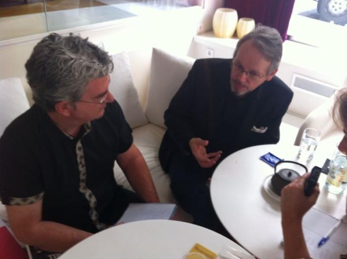 Craig Russell—Spanish press interviews